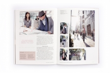 Pandora's internal magazine 'Moments' assignment in Japan