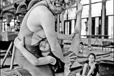ballet training, Havana