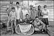 Tobacco Workers in Pinar del Rio