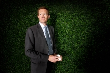 Niels Bjørn Christiansen, CEO of Danfoss