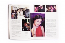 Pandora's internal magazine 'Moments' assignment in Hong Kong