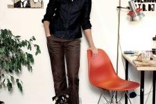 Paustian, graphic designer Nanna Skytte