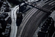 Aerial photography